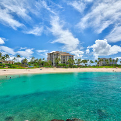 Ko-Olina-Lagoon-Two-View-Beach-Villas-New-Oceanfront-Resort-Hawaii