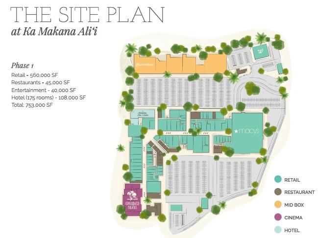 site-plan-ka-makana-alii-mall-kapolei-hawaii-west-oahu