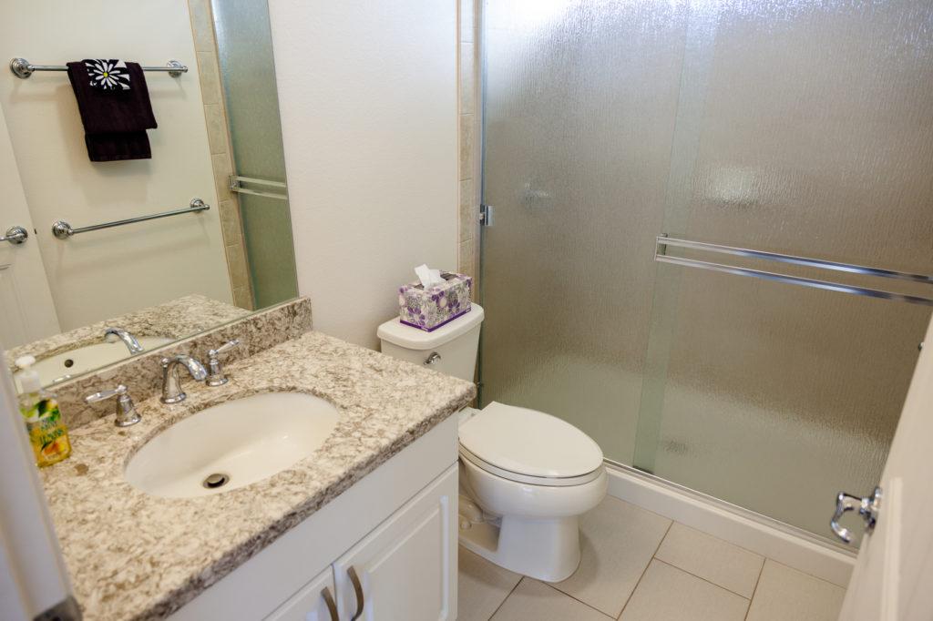 BONUS 4th bedroom on Top Level with en suite bath