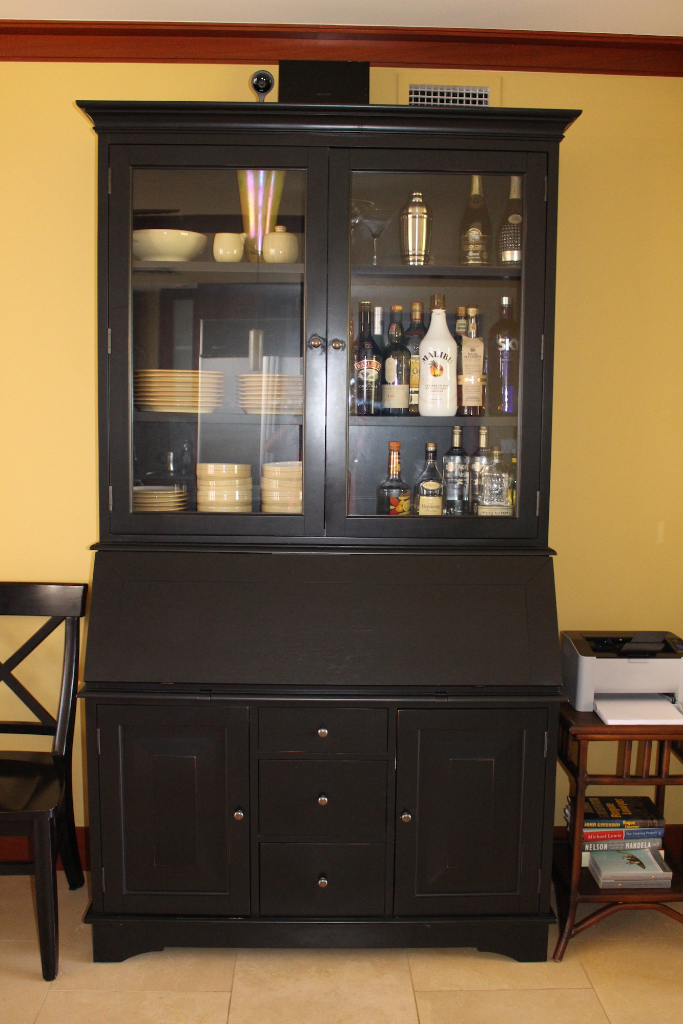 Pottery Barn Graham Desk Hutch