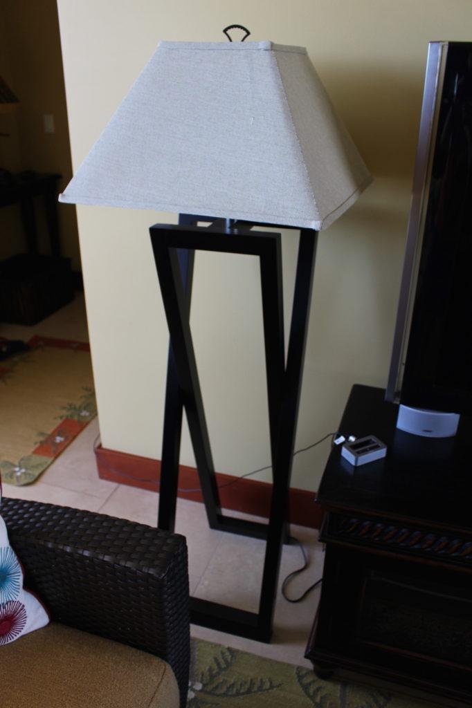 CSWo Floor Lamps (Qty 2)